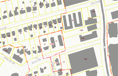 Atlanta Department of City Planning GIS